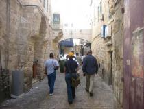 jerusalem excursion from sharm el sheikh by bus one day trip
