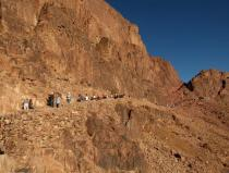 mount sinai - moses mount and st catherine monastery excursion from sharm el sheikh