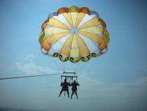 parasailing adventure red sea excursion in sharm el sheikh