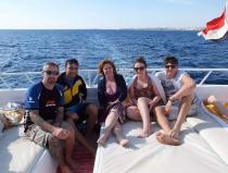 ras mohamed by boat excursion from sharm el sheikh