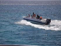 speed boat excursion in sharm el sheikh red sea