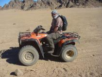 Quad biking 4x4 safari excursion